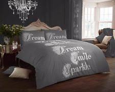 Glitter Bedding Sets Grey Bedding Sets U0026 Duvet Covers Ebay