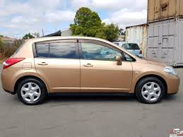 2008 Nissan Tiida Facelift Low Kms 4evercars Nz