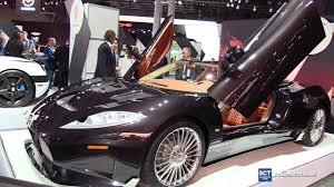 Spyker C8 Aileron Interior 2017 Spyker C8 Preliator Exterior And Interior Walkaround 2017