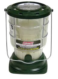 amazon com coleman citronella candle outdoor lantern 70 hours