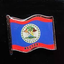Belize Flag Belize Pins