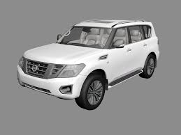 nissan patrol 2016 white dolmat dmitry gta5 mods com forums