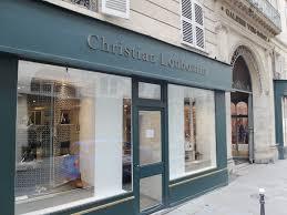 christian louboutin near the louvre a landmark for shoes fashionistas