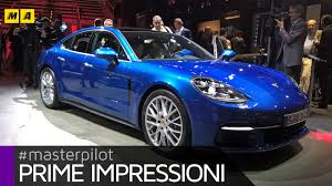 porsche panamera 2017 price nuova porsche panamera 2017 live review english sub youtube