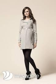 megadose moda gestante casaco trench coat megadose moda gestante barriga moda