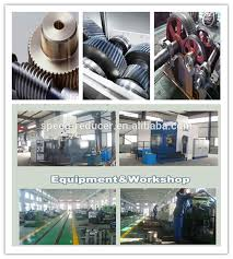 nmrv worm drive gearbox gear motor for belt conveyor drive design