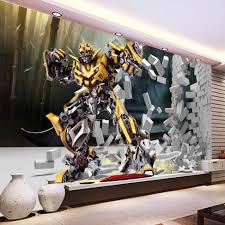 Cheap Wall Mural Online Get Cheap Wall Murals Boys Rooms Aliexpress Com Alibaba