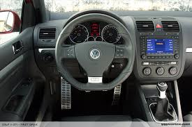 2006 Gti Interior Volkswagen Gti Full Press Kit Vwvortex