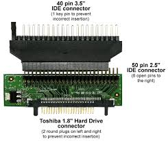 addonics faq digrams showing the connections to convert a toshiba