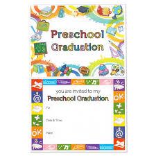 kindergarten graduation invitations preschool graduation invitations preschool graduation invitations