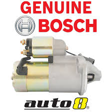 bosch starter motor for nissan patrol gq gu 4 2l 4 5l 4 8l petrol