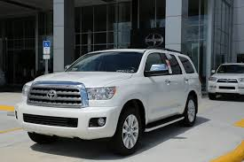 toyota suv sequoia the 2014 toyota sequoia is an exceptional suv and it s available