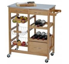 cuisine sur roulettes chariot de cuisine à roulettes bois service de présentation ac