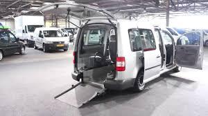 volkswagen caddy pickup lifted volkswagen caddy maxi 1 9 tdi automaat rolstoelauto knielsysteem