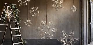 starry lights snowflakes collection rh