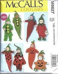 Halloween Costumes Sewing Patterns Baby Fox Hedgehog Owl Raccoon Toddlers Peoplepackages 6 00