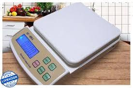 balance de cuisine 10 kg des ingrédients précis avec une balance de cuisine électronique 10