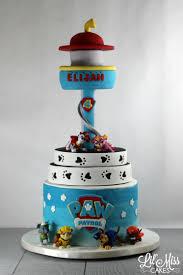 paw patrol cake lil u0027 cakes