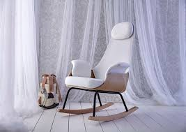 Best Nursing Rocking Chair Nana By Alegre Design Is A Stylish Modern Ergonomic Rocking