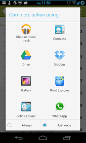 android intent android how to open a specific folder via intent and show its