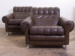 Leather Arm Chairs Danish Leather Armchairs U2013 Drew Pritchard Ltd
