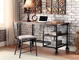 Industrial Style Home Cool Industrial Style Office Furniture 33 For Home Pictures With