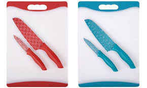 kitchen cutting knives kitchen cutting board and knives set 3 groupon