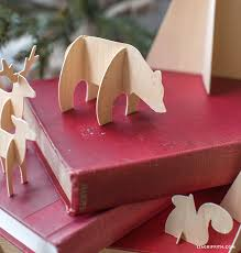Balsa Wood Projects For Free by Diy Birch Wood Animals Lia Griffith