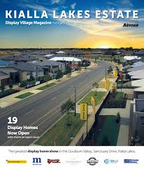 kialla lakes estate by the adviser issuu