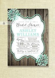 mint to be bridal shower new shabby chic wedding shower invitations for mint bridal shower