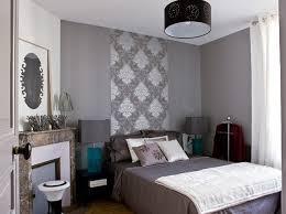 papier peint moderne pour chambre adulte idées décoration intérieure