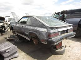 1986 dodge charger shelby turbo for sale junkyard find 1985 dodge shelby charger the about cars
