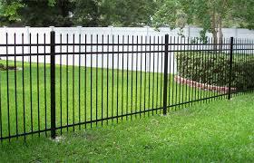 dacula ornamental fence gallery better decks fences