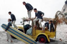 how to wear a plaid shirt like the beach boys wsj
