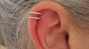 diamond helix stud diamond helix earrings on the hunt
