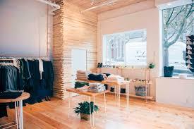 wm goods store portland oregon retail design