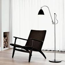 Carl Hansen  Son Hans Wegner CH Easy Chair By Hans Wegner - Hans wegner chair designs