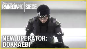 R6 Siege Operation White Noise Ela And Twitch Rainbow Six Siege Operation White Noise Dokkaebi Trailer