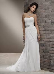simple elegant wedding dress naf dresses