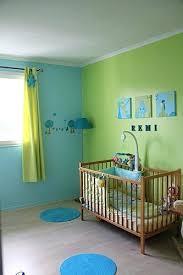 chambre enfant vert chambre enfant vert daccoration chambre vert et bleu idaces