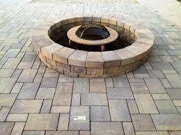 Brick Fire Pit Kit by Fire Places U0026 Interior Stone Centurion Stone Of Arizona