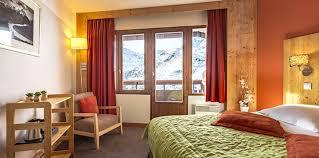 chambres d hotel chambre d hôtel standard les menuires hôtel les bruyères