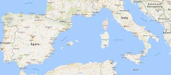 Corsica Map Video Lindsey Vonn On