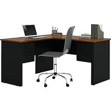 Black Corner Computer Desks For Home Black Brown Desk Home Decor Black Corner Computer Desk Micke Black