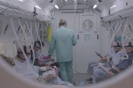 chambre hyperbare caisson hyperbare soins spécifiques du chru de brest