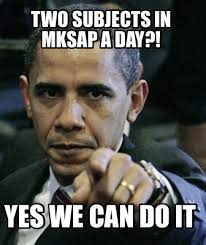 Meme Generator With Two Images - meme creator two subjects in mksap a day yes we can do it meme