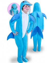 Dolphin Halloween Costume Animal Costumes Disfraces Casa Ruiz