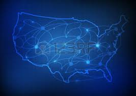 vector usa map 4 291 usa map vector stock vector illustration and royalty free
