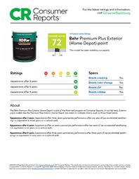 Find A Wood Stain That Lasts Consumer Reports by Behr Paint Consumer Reports Behr