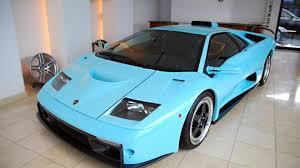 lamborghini diablo 2014 price blue 2001 lamborghini diablo gt up for sale in